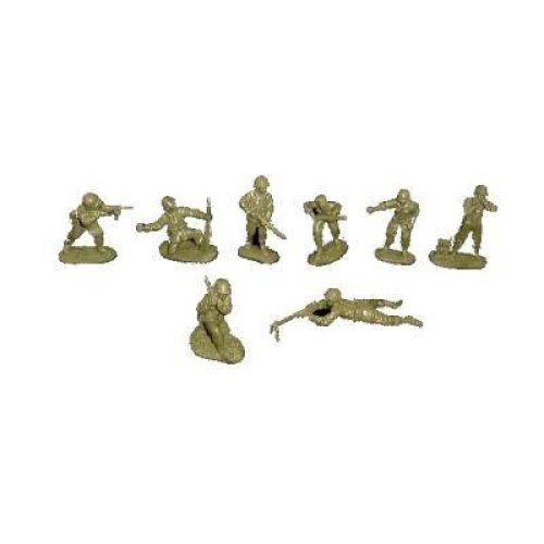 Classic Toy Soldiers WWII GIs 54mm (132 scale)