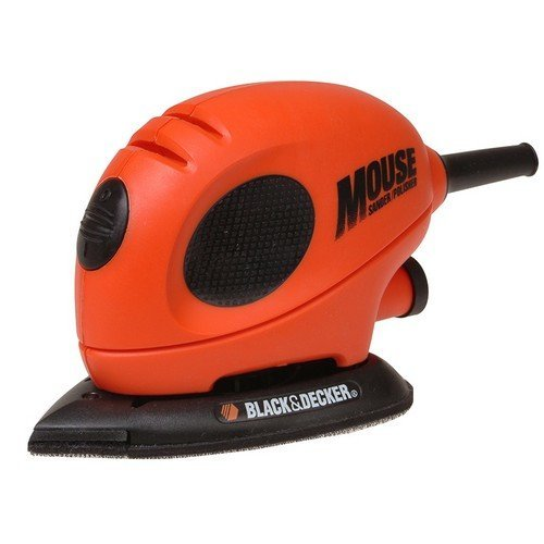 Black & Decker KA161BC Mouse Detail Sander & Sanding Sheets 55 Watt 240 Volt