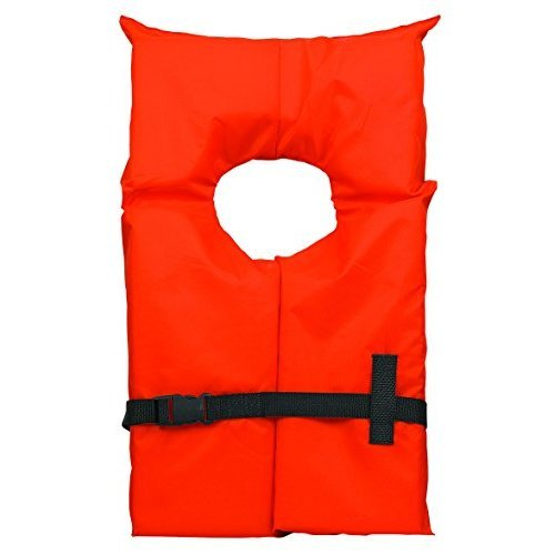 Airhead Child Type II Keyhole Vest, Orange