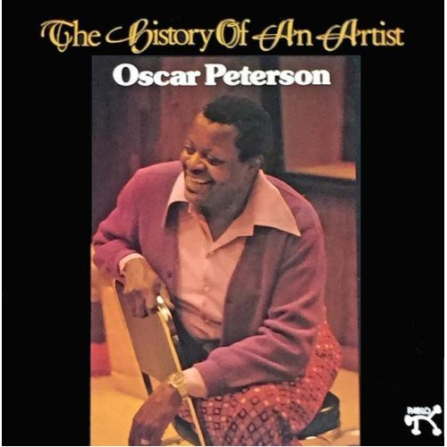 The History Of An Artist (UK 1974) , Oscar Peterson