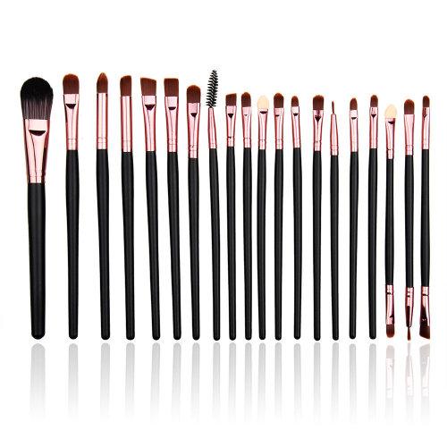 20 Pcs Makeup Brushes Set Multifunction