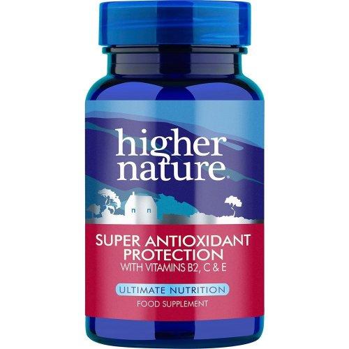 Higher Nature Super Antioxidant Protection, 180 veg tabs