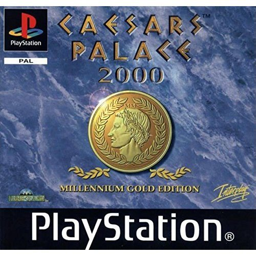 Sony Playstation - Ceasar's Palace 2000