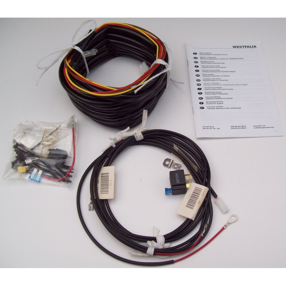 Prime Vw Volkswagen Golf Towbar Electrics Wiring Loom Kit 3C0055204B 2013 Wiring Digital Resources Antuskbiperorg