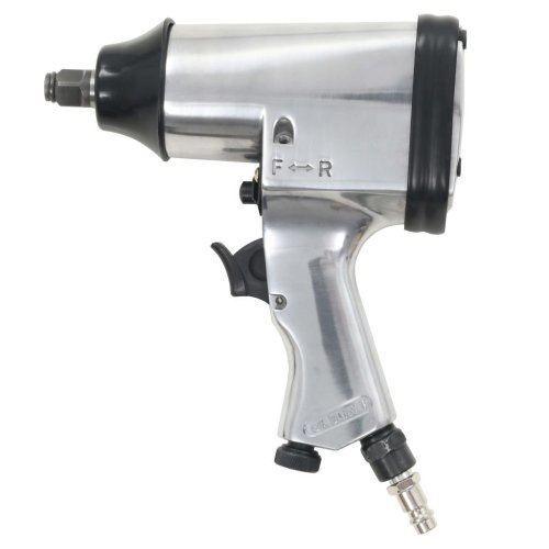 "vidaXL Air Impact Wrench 312Nm 1/2"" Pneumatic Compressor Powered Tool Spanner"