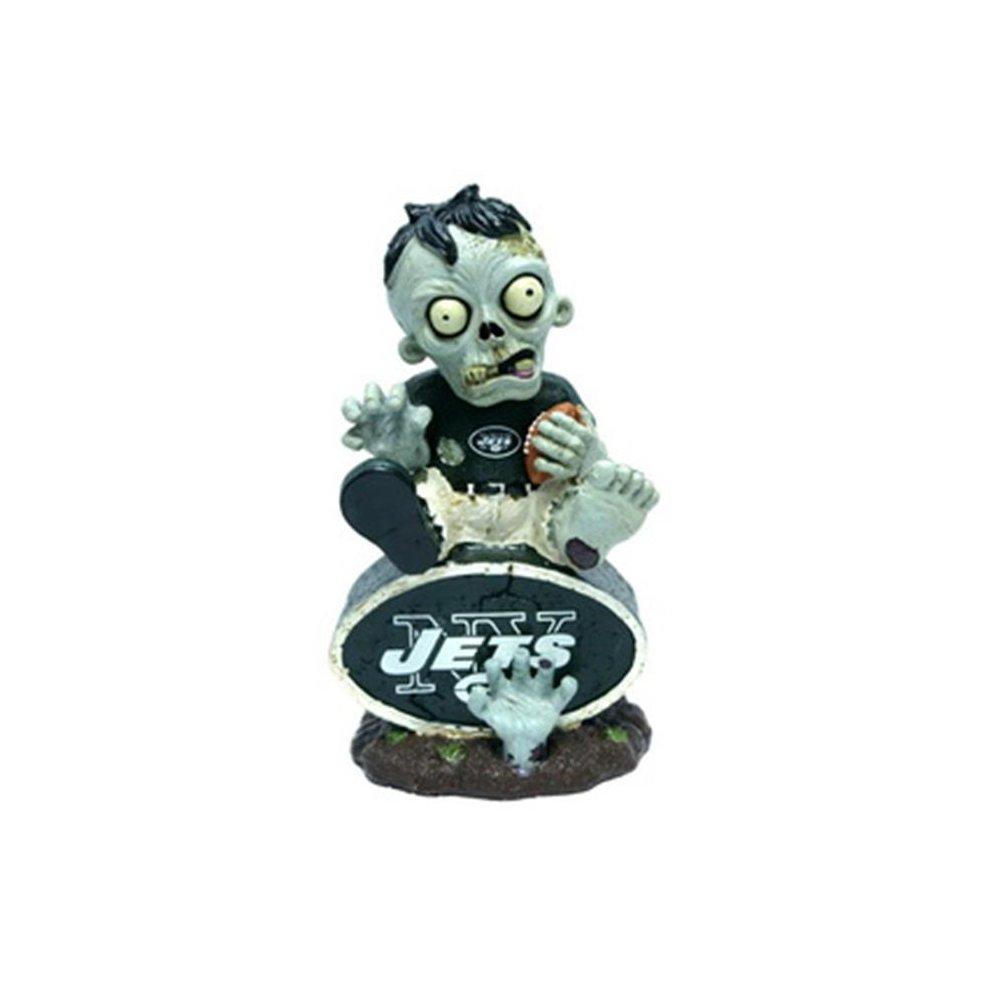 d094f857 New York Jets Zombie On Logo Figurine