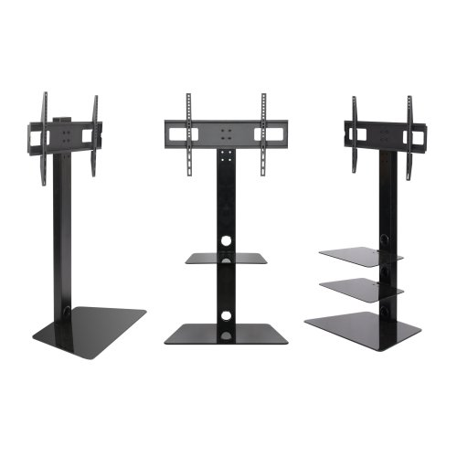 Mountright Cantilever TV Stand with Bracket Mount