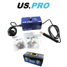 US PRO Tools Hot Stapler Thermo Plastic Repair Set 300 Staples 5439