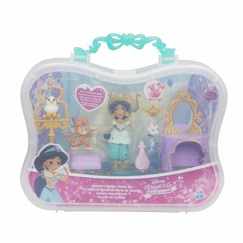Hasbro Disney Princesses Story Moments - Jasmine's Golden Vanity Set