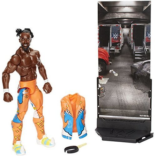 WWE Mattel Elite Collection Series 52 Kofi Kingston Action Figure