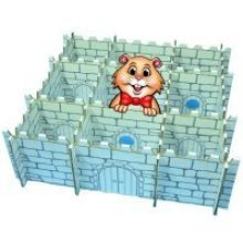 Supreme Harry Hamster Fort -  hamster fort supreme