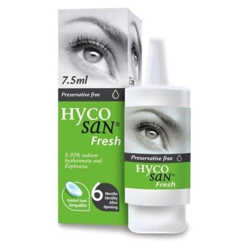 Hycosan Fresh 7.5ml Green Box