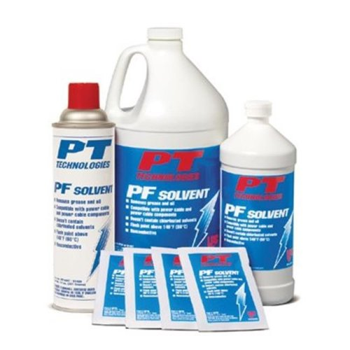 PT Technologies 429-61400 Pf Solvent Degreaser Wipes 144 Per Case