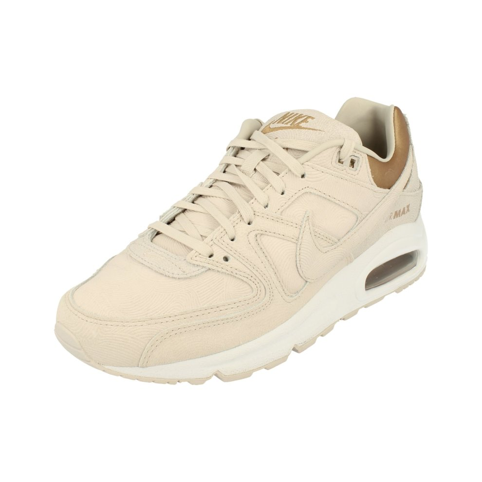 best service details for fashion Nike Womens Air Max Command PRM Trainers 718896 Sneakers Shoes