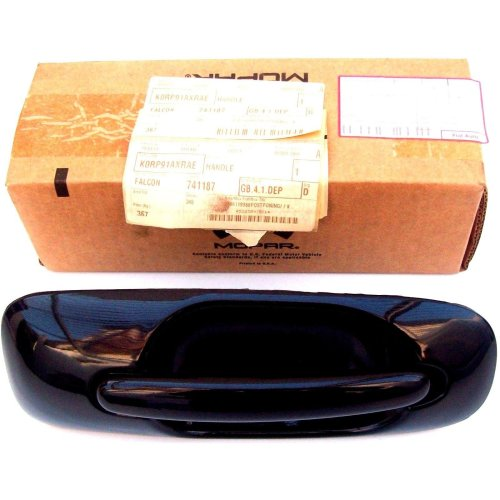 Chrysler New Mopar Exterior Sliding Black Door Handle Left Side 0RP91AXRAE