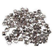 TRIXES 100 x Pyramid Punk Rock Studs
