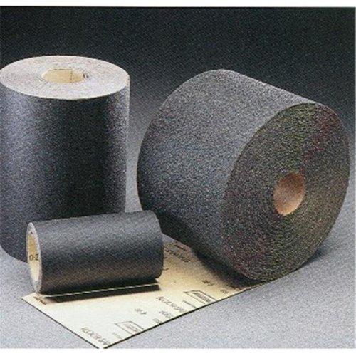 Norton 23446 8 in. x 50 yd. 80-0 Grit Economy Floor Paper Roll