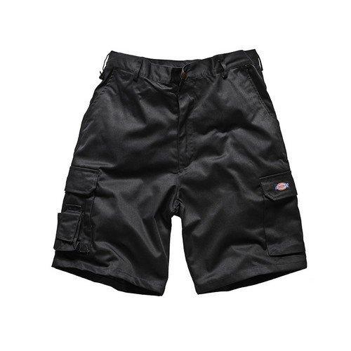 Dickies DIC83430B Redhawk Cargo Shorts Black Waist 30in