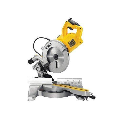 DeWalt DWS778L 250mm Mitre Saw 1850 Watt 110 Volt