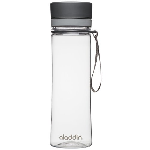 Aladdin Aveo Water Bottle , Grey - 0.6 Litre
