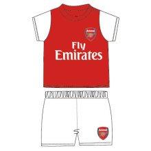 Arsenal Shirt & Shorts Set - 6/9 Months