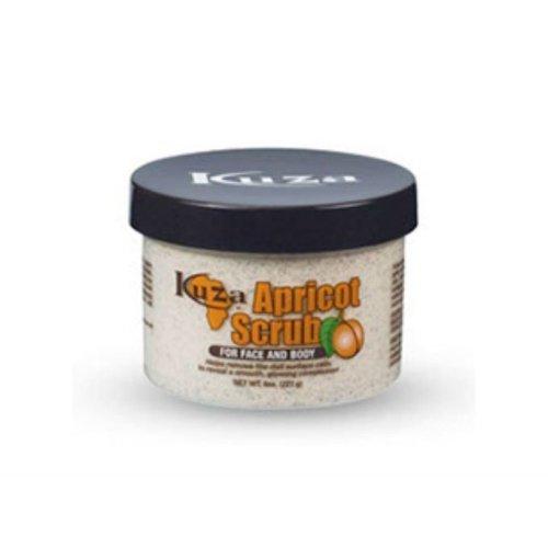 Kuza Apricot Scrub for Face & Body 227g