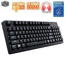 Cooler Master MasterKeys Pro M White Gaming Keyboard-MXBrown