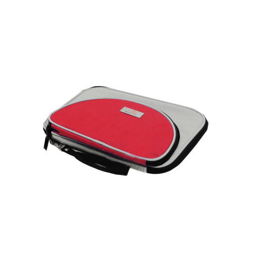 Table Tennis Racket Cover Ping Pong Paddle Bag Red