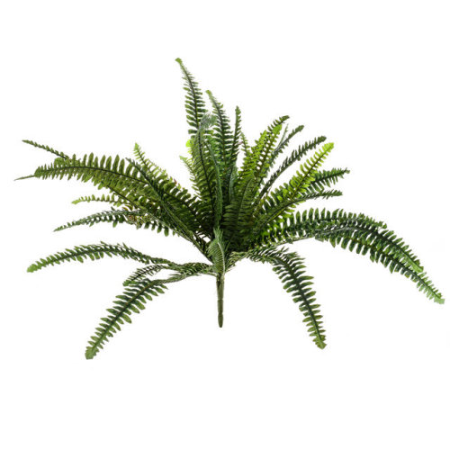 Artificial Large Boston Fern 75cm - Artificial House / Office Plant