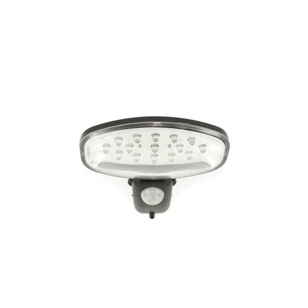 15 LED Solar Power Rechargeable PIR Motion Sensor Security