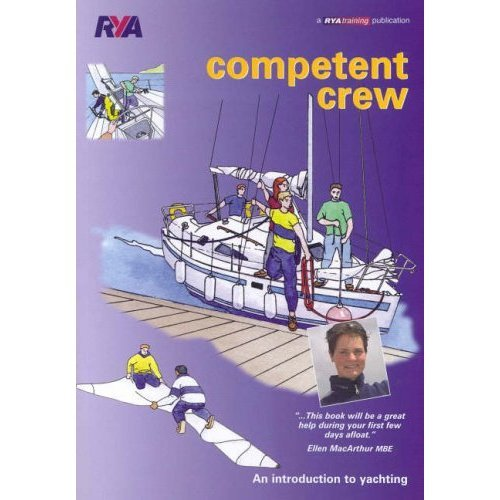 RYA Competent Crew (A RYA training publication)