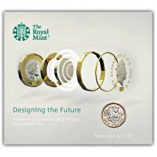 Nations of the Crown 2017 UK £1 Brilliant Uncirculated Coin