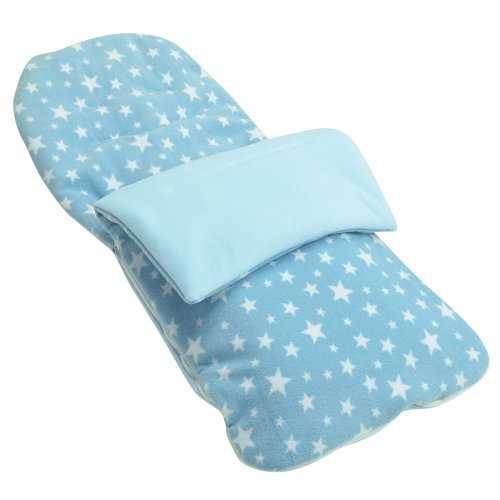 Snuggle Footmuff//Cosy Toes Compatible with ICandy Buggy Peach Pear Apple Cherry Blue Star