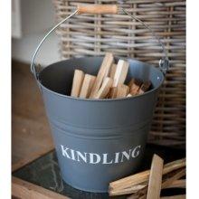 Bucket for Kindling
