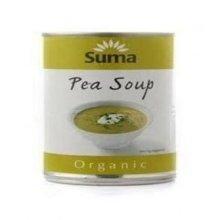 Suma - Org Pea Soup 400g
