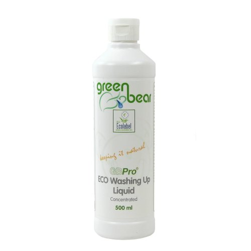 GBPro Eco (concentrated) Washing up liquid (with EU Ecolabel) - 500ml *New!
