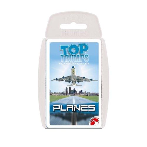 Planes Top Trumps Classics