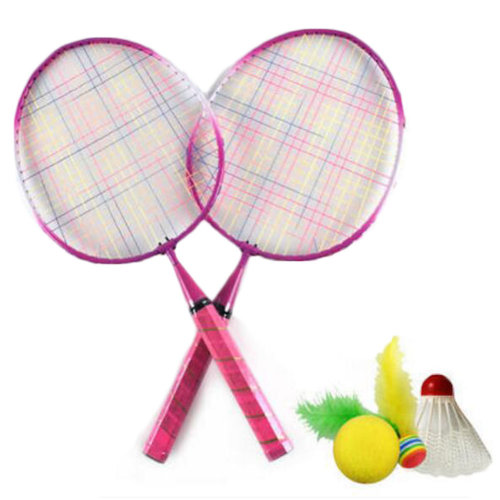Great Kids Badminton Racquet Tennis Rackets Outdoor Sport Toys -A5
