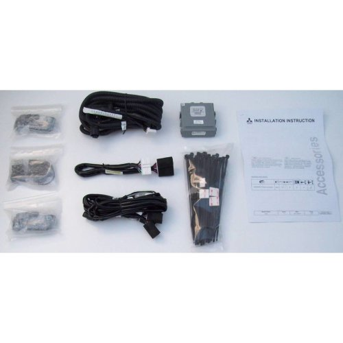 Fiat Fullback Mitsubishi Triton Genuine New Rear 4 Sensor Parking Kit 71807533