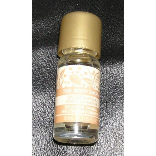 The Body Shop Spiced Vanilla Home Fragrance Oil 0.33 oz