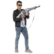 Inflatable Machine Gun - Party Fancy Dress Accessory -  party inflatable machine gun fancy dress accessory