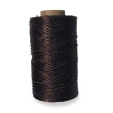 4oz Brown Strong Waxed Thread