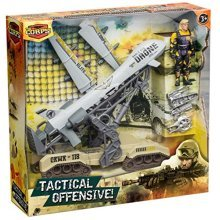 Lanard Total Soldier Tactical Offensive Drone Play Set