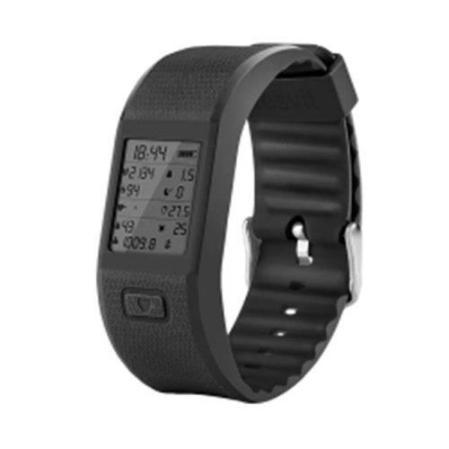 Launch Tech USA 301060002 Sports Fitness Wristband by Hesvit, Black