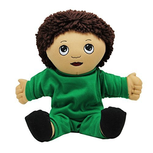 Childrens Factory FPH730 Special Needs Hispanic Boy Ethinic Toddler Doll