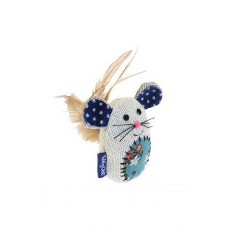 Happy Pet Chic Catnip Mouse Cat Toy