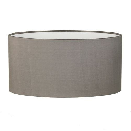 Oval Silk Oyster Fabric Shade - Astro Lighting 4065