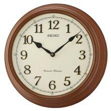 Seiko QXD214B Westminster/Whittington Dual Chime Wall Clock