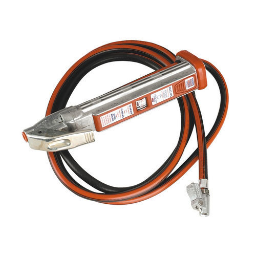 Sealey SA37/94 Professional Tyre Inflator with 2.75mtr Hose & Clip-On Connector