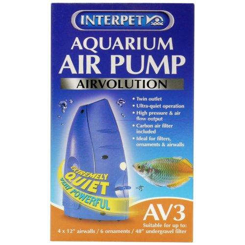 Aquarium Air Pump Air Volution Av3